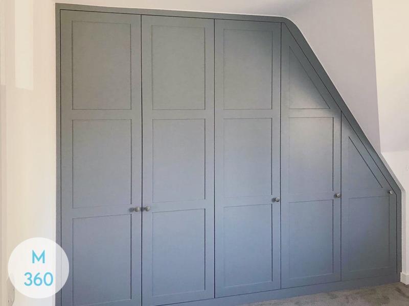Скошенный шкаф Мариньяк Арт 004871401