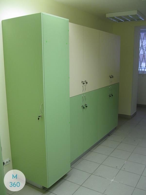 Двухъярусный шкаф Кваттроки Арт 004904673
