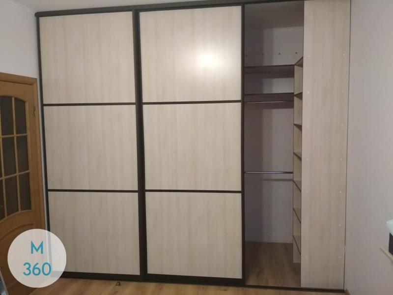 Встроенный шкаф купе в спальню Орегон Арт 005322473