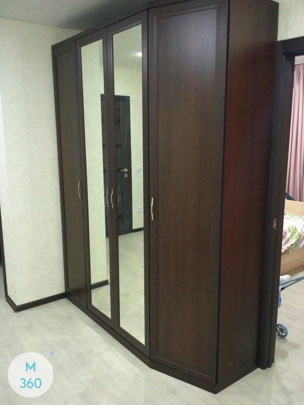 Распашной шкаф из массива дерева Чатем-Кент Арт 005653343
