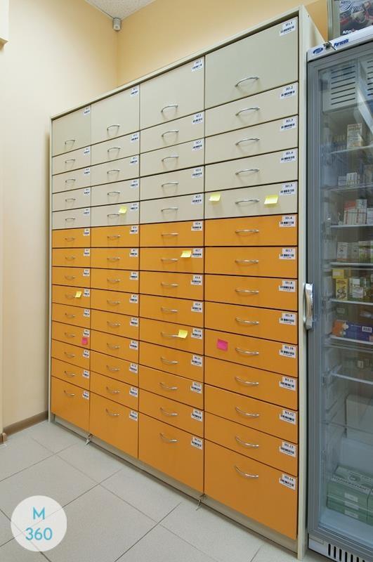 Медицинский шкаф Инга Арт 005671332