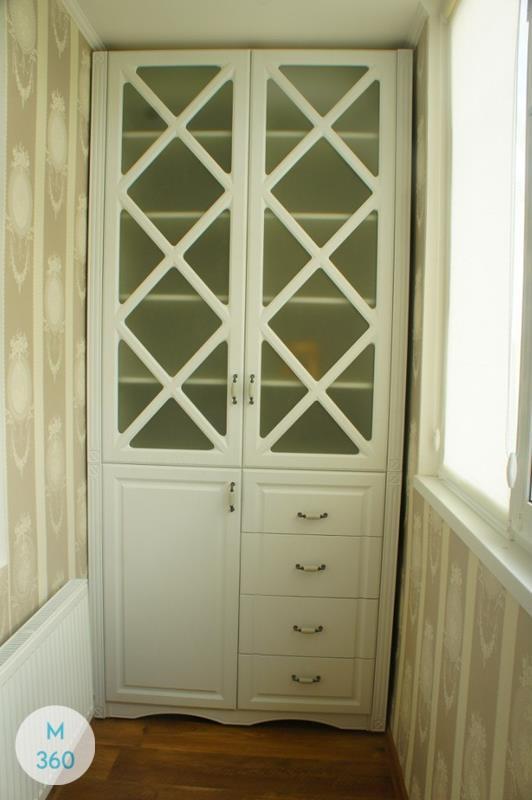 Шкаф на балкон Флорида Арт 005706662