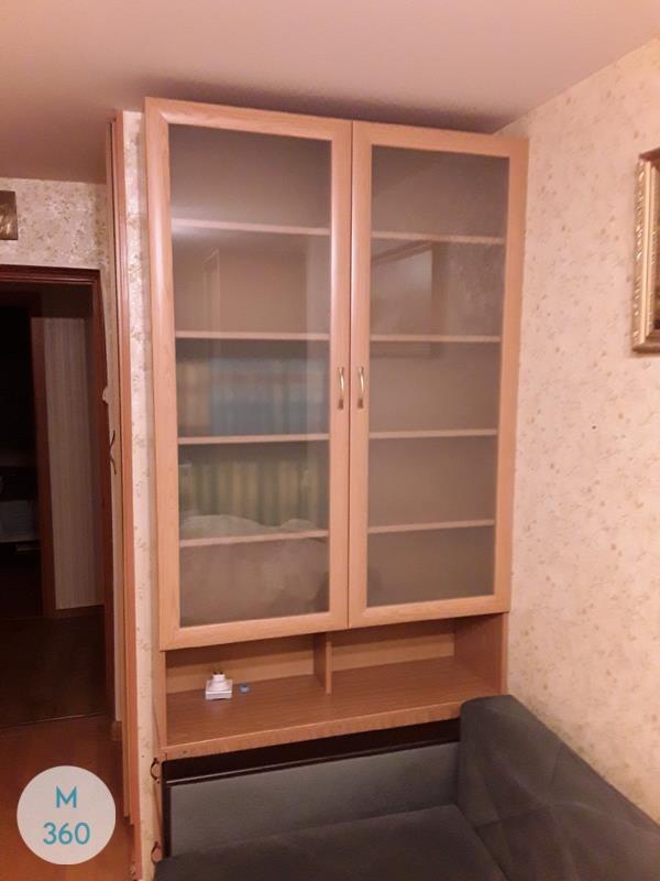 Книжный шкаф из массива Каука Арт 005724180