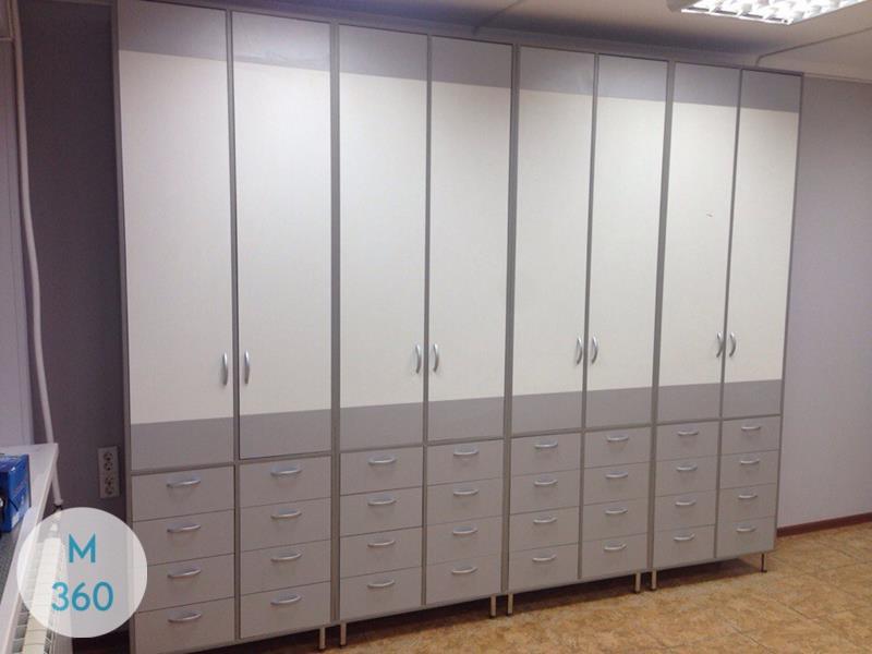 Двухъярусный шкаф Скимия Арт 005732059