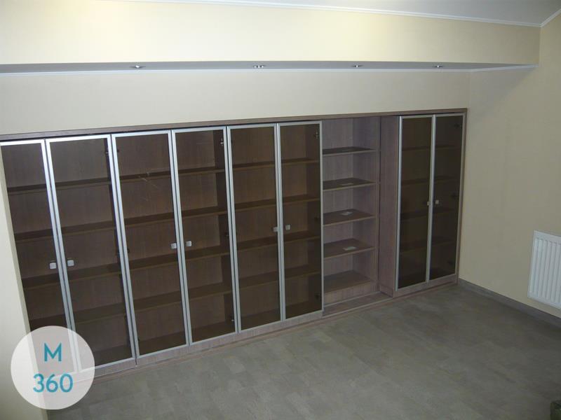 Распашной книжный шкаф Меридиан Арт 005740894