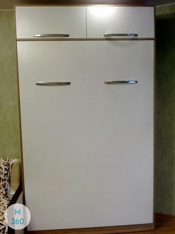 Двуспальный шкаф кровать Уберто Арт 005779189