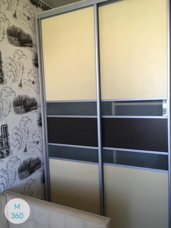 Шкаф купе с матовым стеклом Такома Арт 005808605