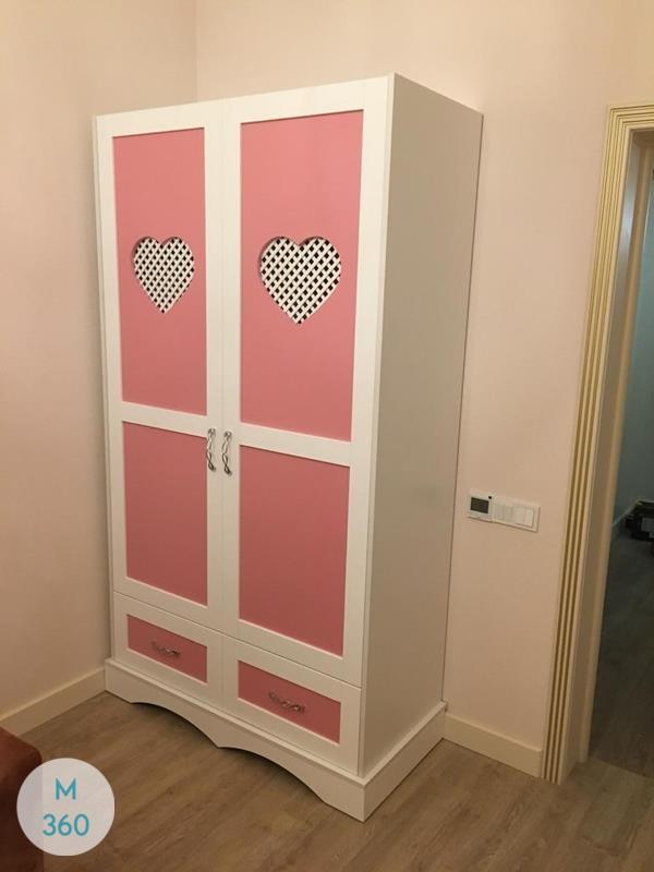 Шкаф для девочки Рошель Арт 005819206