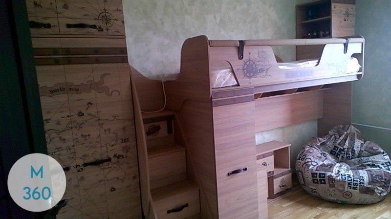 Детский шкаф для одежды Кингстон Арт 005953117