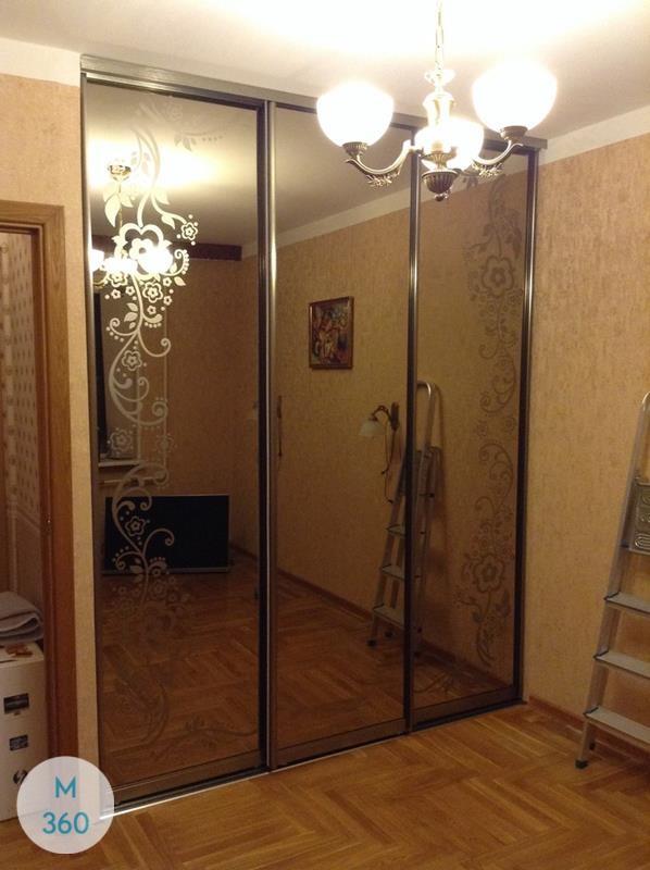 Гардеробная с распашными дверями Эрфурт Арт 006009249