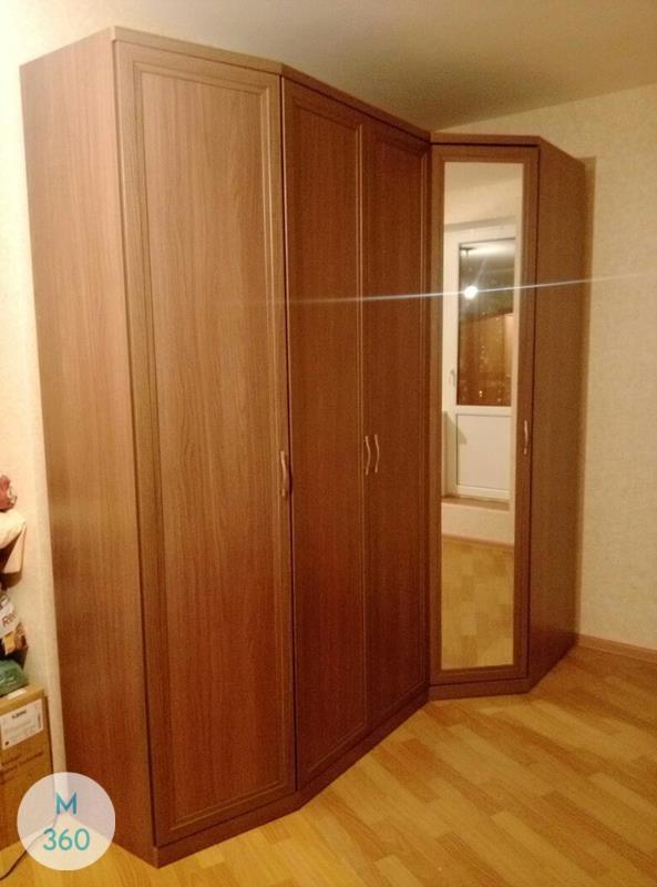 Скошенный шкаф Николь Арт 006054156