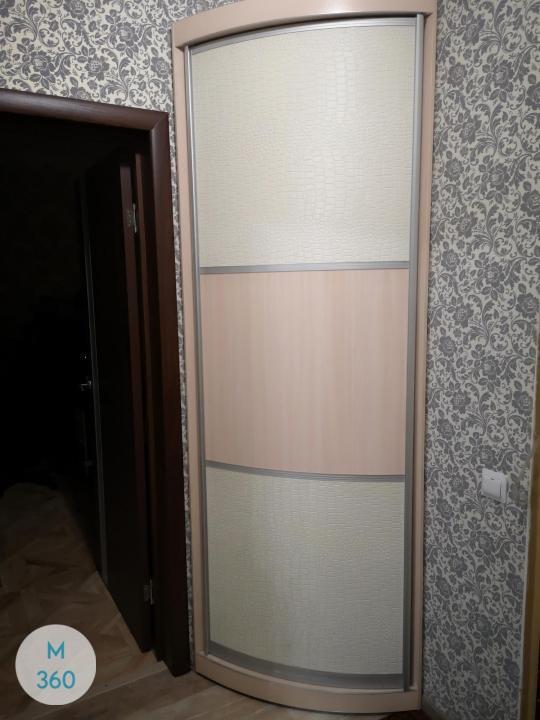 Полукруглый шкаф купе Эмили Арт 006142366