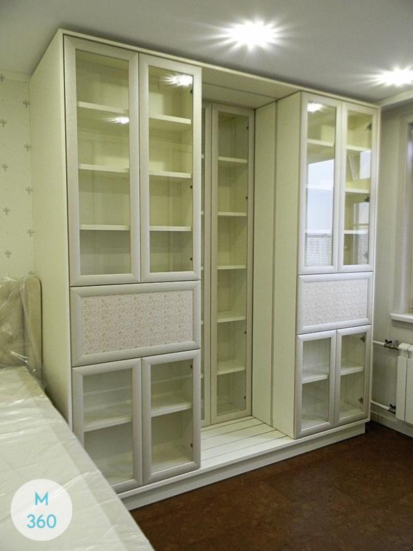 Распашной книжный шкаф Эрланген Арт 006672109