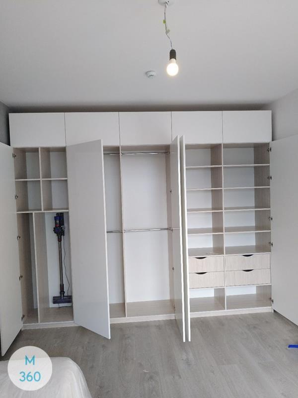 Распашной шкаф для белья Банги Арт 006970115