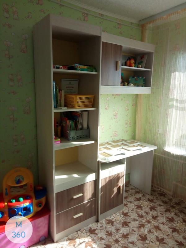 Выдвижной книжный шкаф Монтевидео Арт 007060998