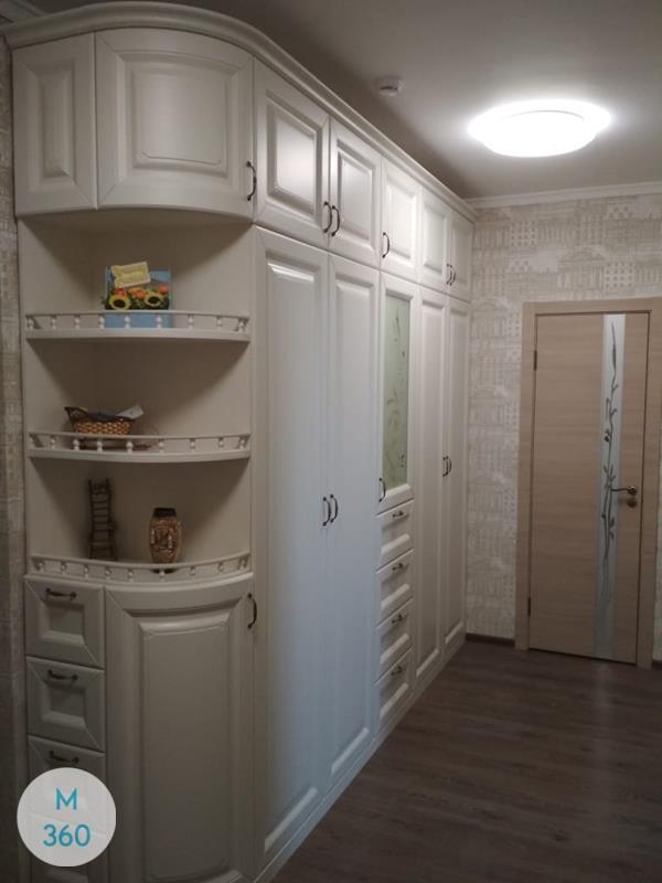 Распашной шкаф с антресолью Миллениум Арт 007079774