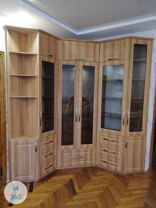 Скошенный шкаф Сакраменто Арт 007122519