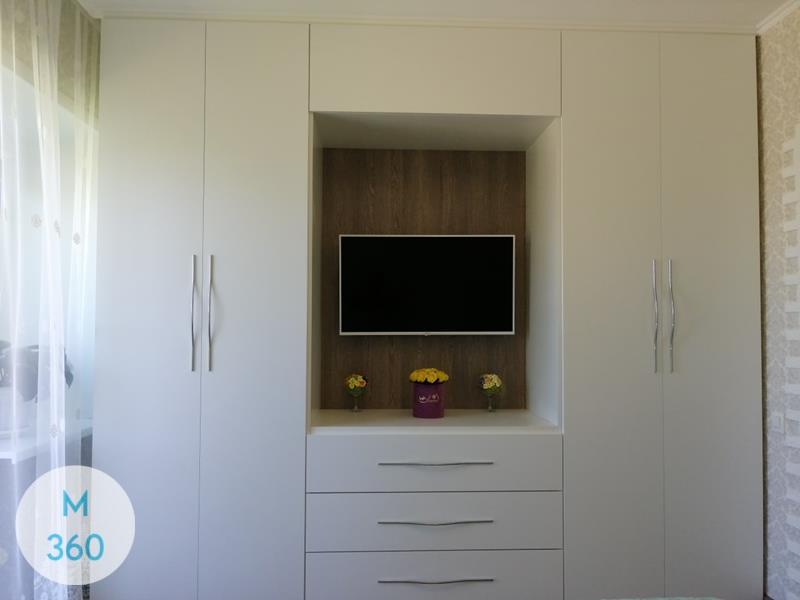 Встроенный шкаф с телевизором Монголия Арт 007167722