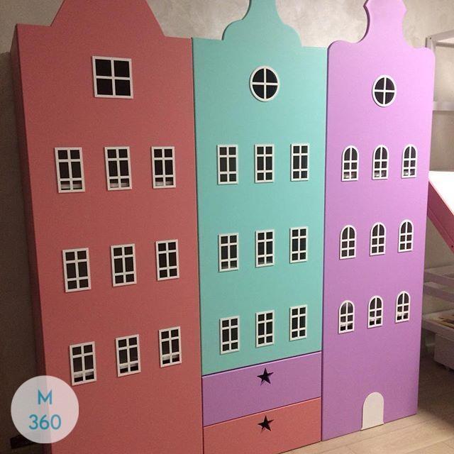 Шкаф для игрушек в детскую Евлампия Арт 007240739