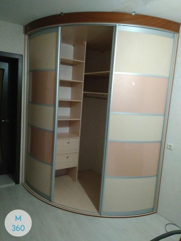 Радиусный шкаф Мэдисон Арт 007277378
