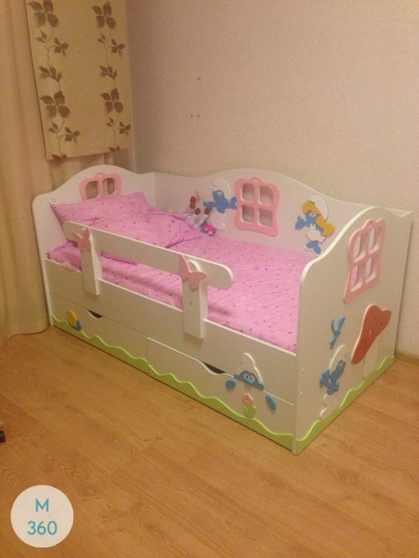 Шкаф для игрушек в детскую Сент-Асаф Арт 008029237