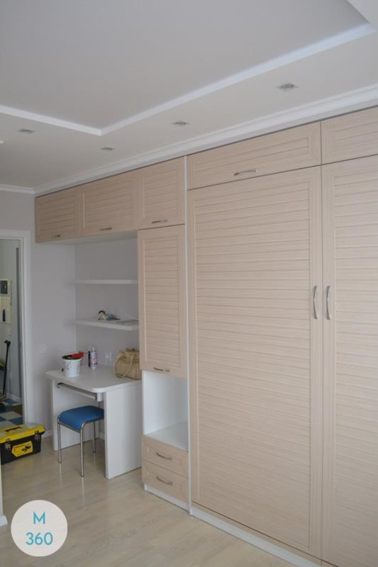Шкаф с жалюзийными дверцами Саанич Арт 008417744