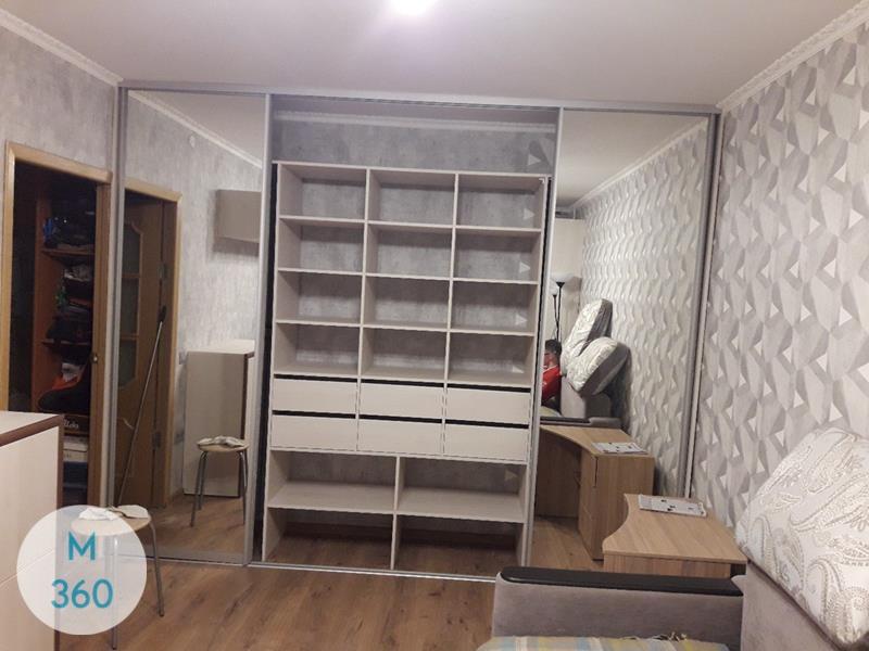 Встроенный шкаф купе Бужумбура Арт 008425743