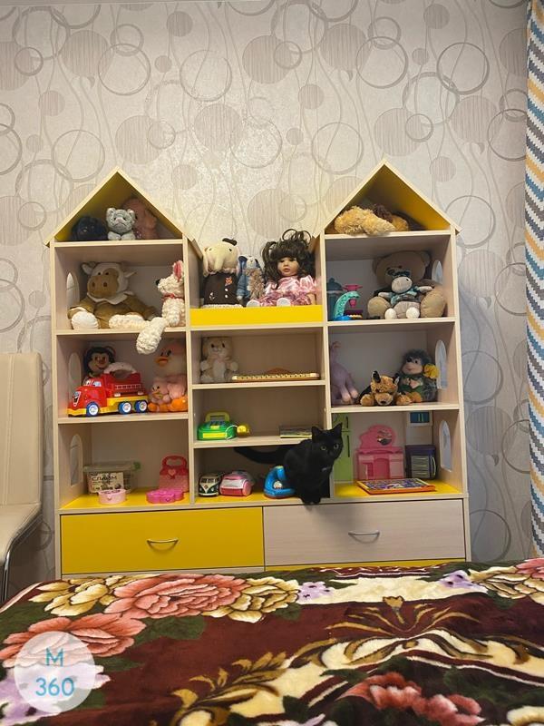 Шкаф для игрушек в детскую Лейквуд Арт 008529897