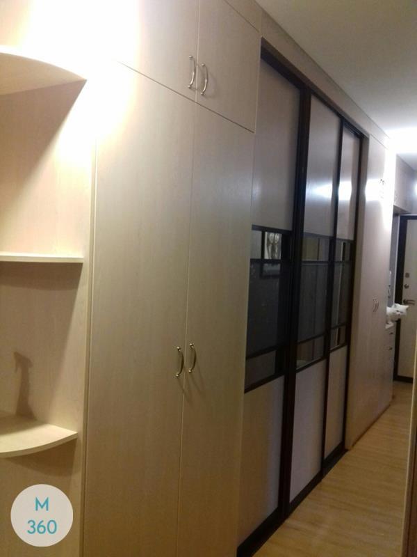 Платяной распашной шкаф Белореченск Арт 008649921
