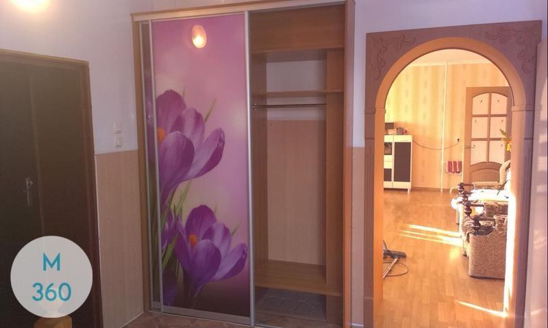 Фиолетовый шкаф купе Итало Арт 008758057
