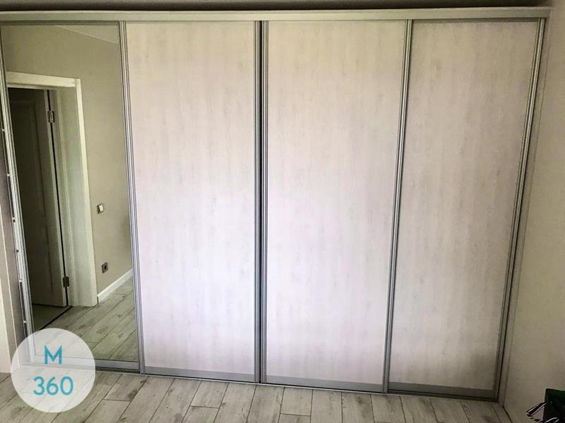 Бежевый шкаф купе Грация Арт 008842287