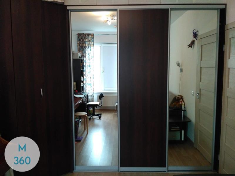 Шкаф купе с подвесной дверью Майами-Гарденс Арт 009025378