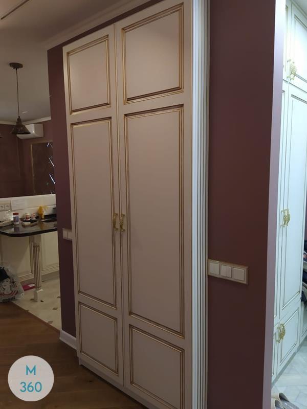 Шкаф купе с распашными дверями Изабелла Арт 009080742
