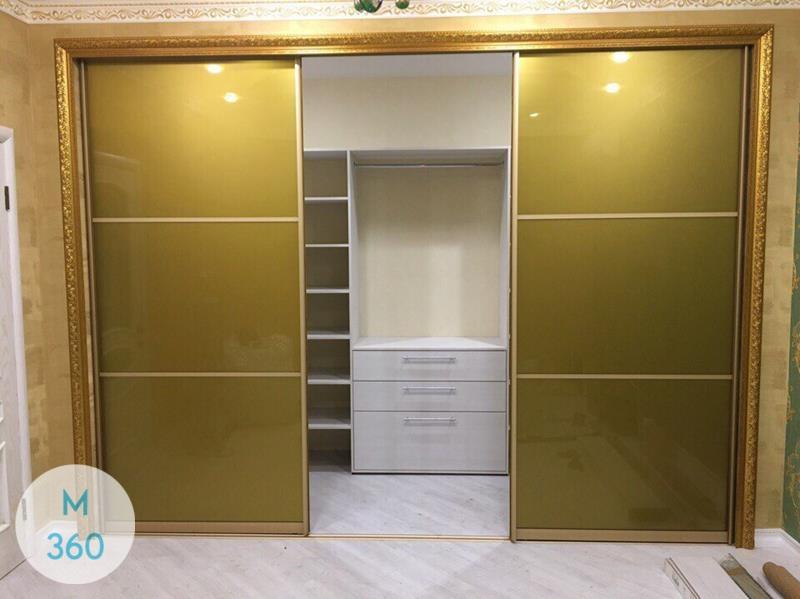 Стеклянная гардеробная Патрицио Арт 009131531