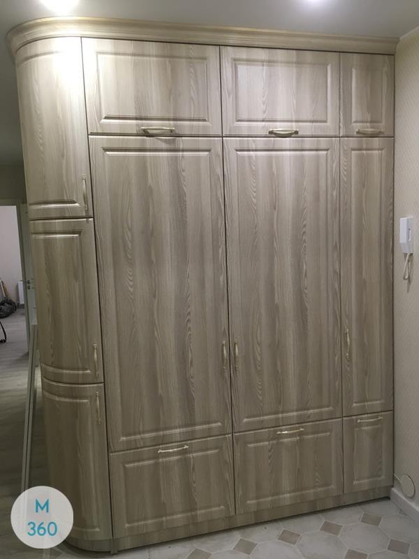 Платяной распашной шкаф Владикавказ Арт 009295281