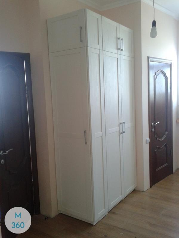 Шкаф с антресолью Сапфир Арт 009743919