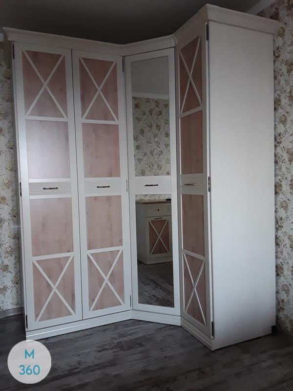 Распашной шкаф для белья Берлингтон Арт 009851558