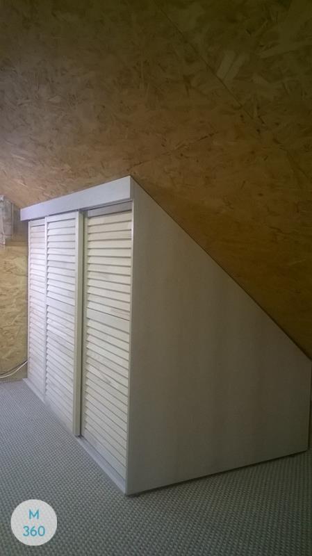 Скошенный шкаф Диджон Арт 009918251