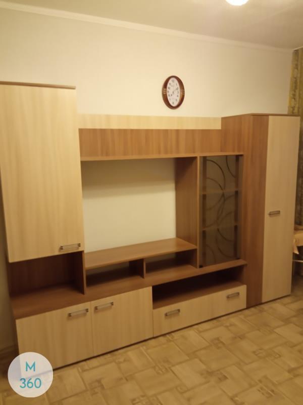 Встроенный шкаф с телевизором Мальта Арт 009973030