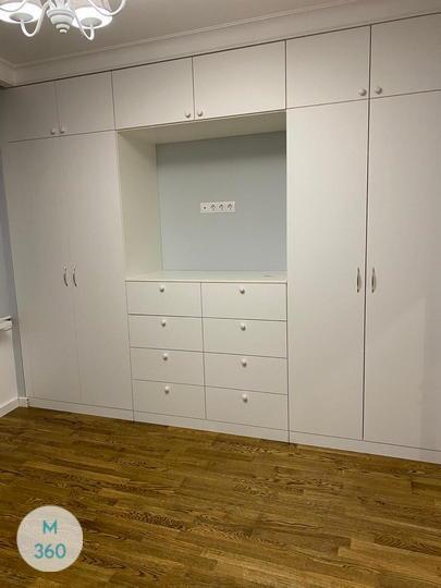 Распашной шкаф с антресолью Ган Арт 009997953